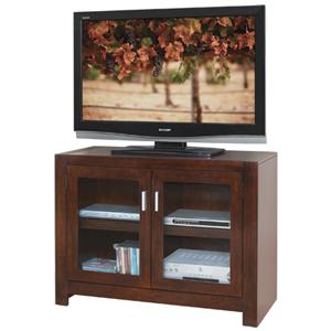 kathy ireland Home by Martin Carlton Television Stand