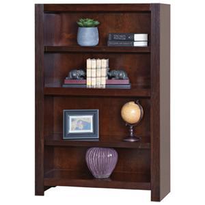 "kathy ireland Home by Martin Carlton 53"" Bookcase"