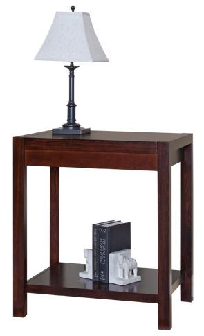 kathy ireland Home by Martin Carlton End Table - Item Number: CN55