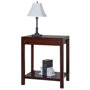 kathy ireland Home by Martin Carlton End Table