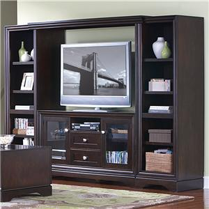 kathy ireland Home by Martin Empire Wall Unit