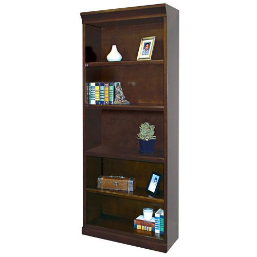 kathy ireland Home by Martin Fulton KIH Open Bookcase - Item Number: FL3072