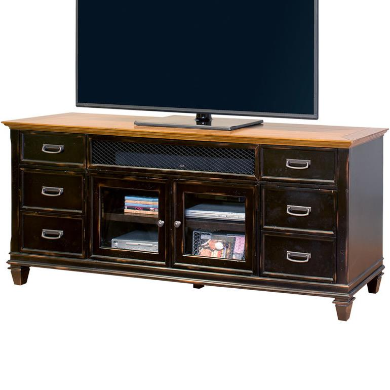 kathy ireland Home by Martin Hartford TV Console - Item Number: IMHF380