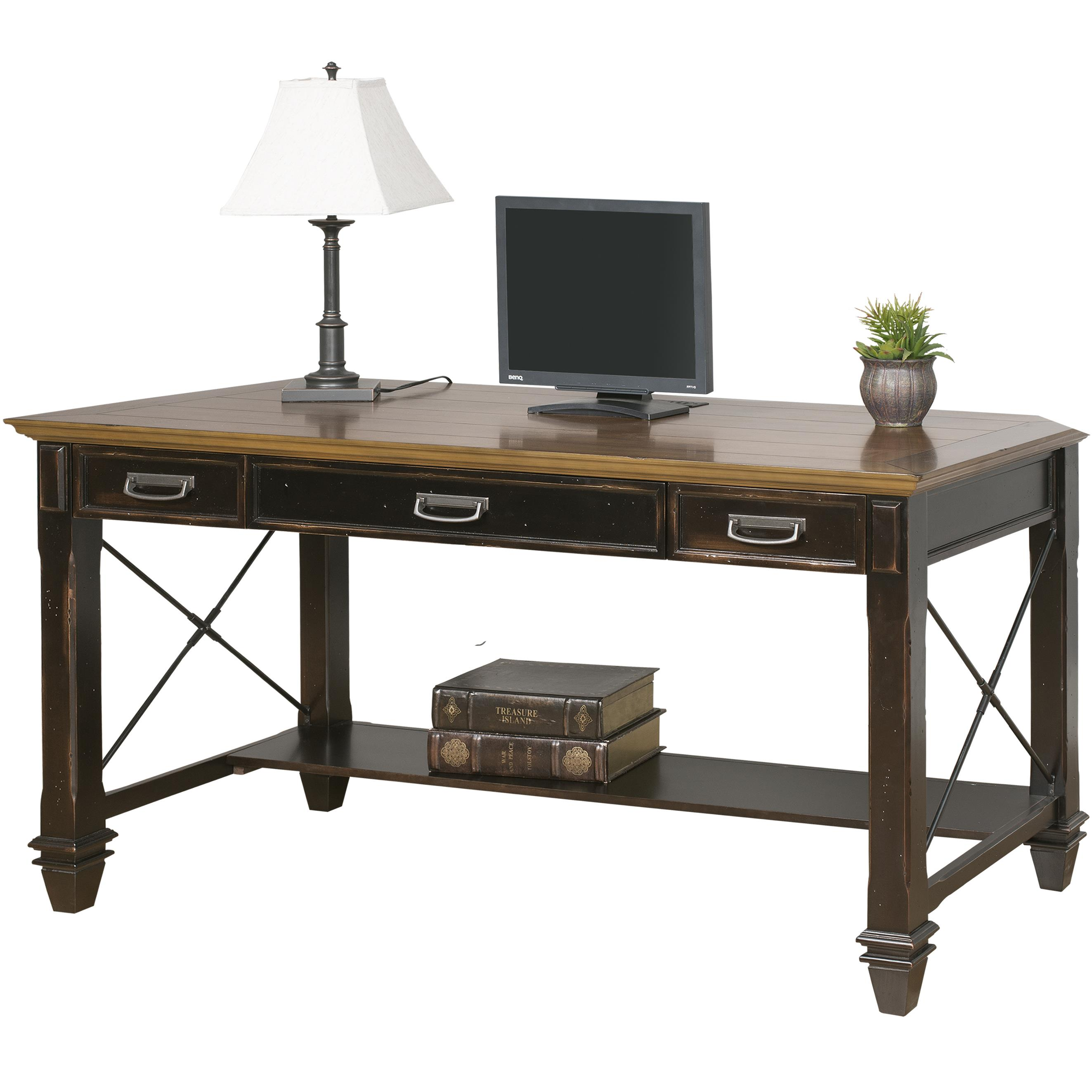 kathy ireland Home by Martin Hartford Writing Desk - Item Number: IMHF384
