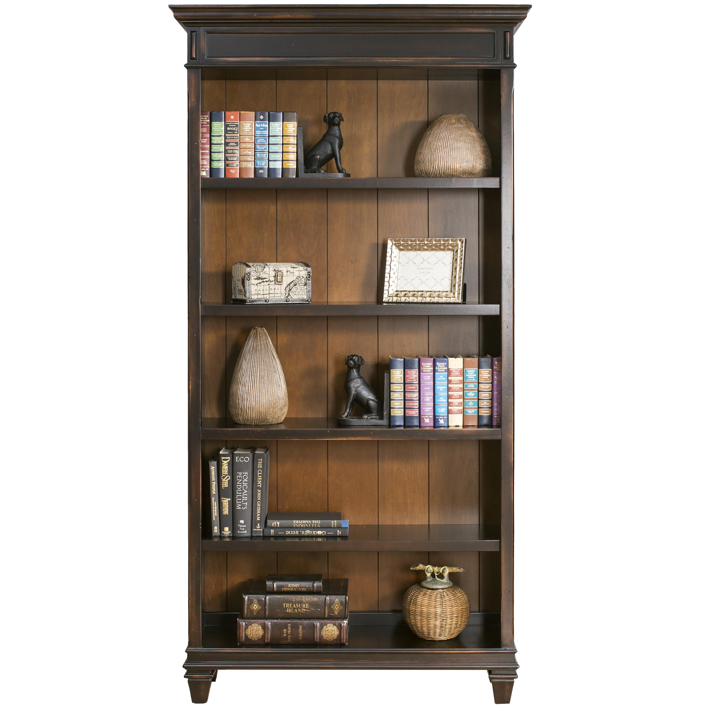 kathy ireland Home by Martin Hartford Bookcase - Item Number: IMHF4078