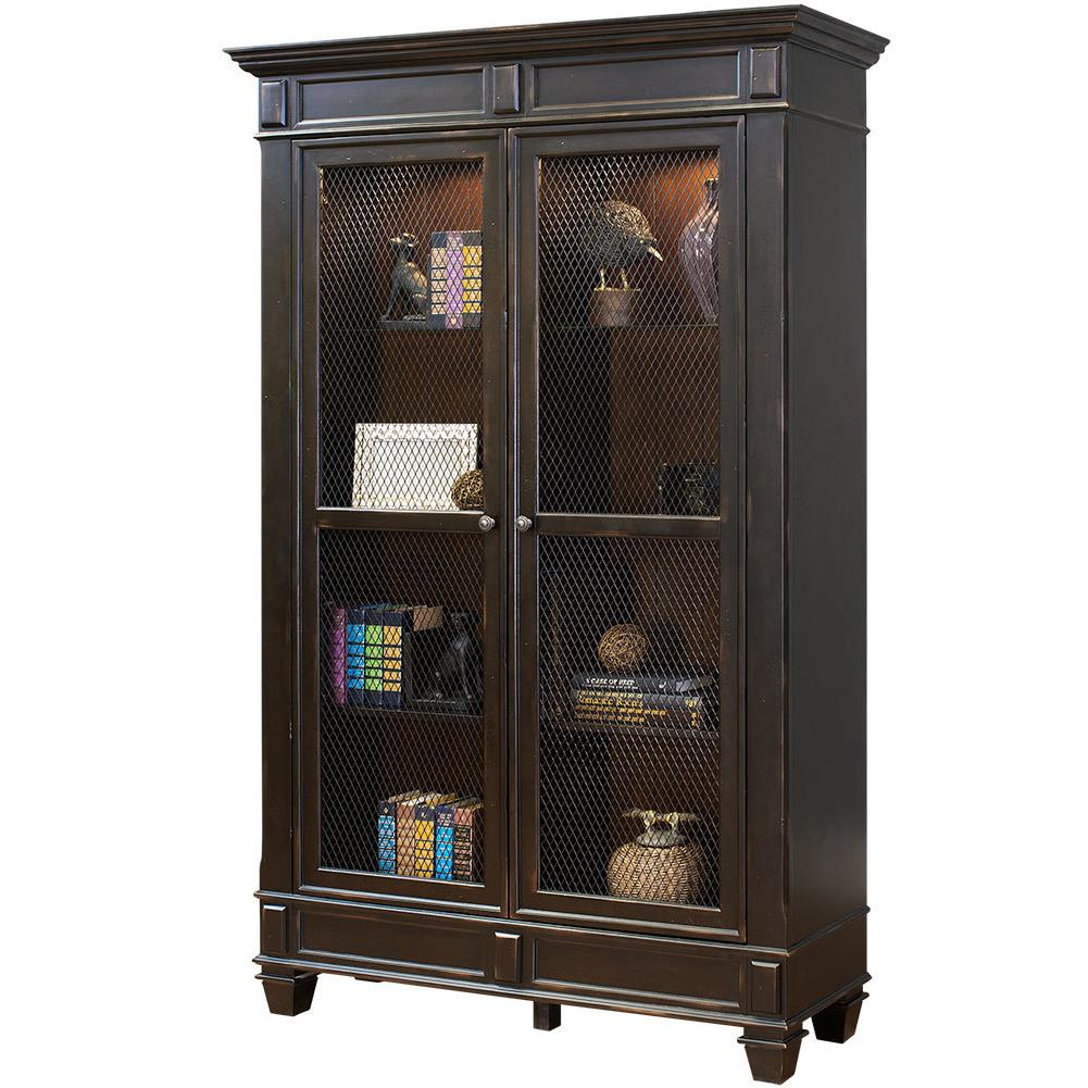 kathy ireland Home by Martin Hartford Bookcase - Item Number: IMHF4878