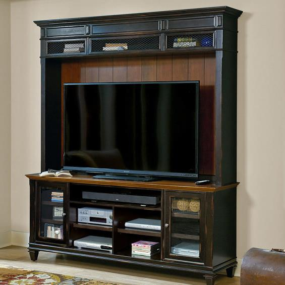 kathy ireland Home by Martin Hartford Wall Unit - Item Number: IMHF995+379