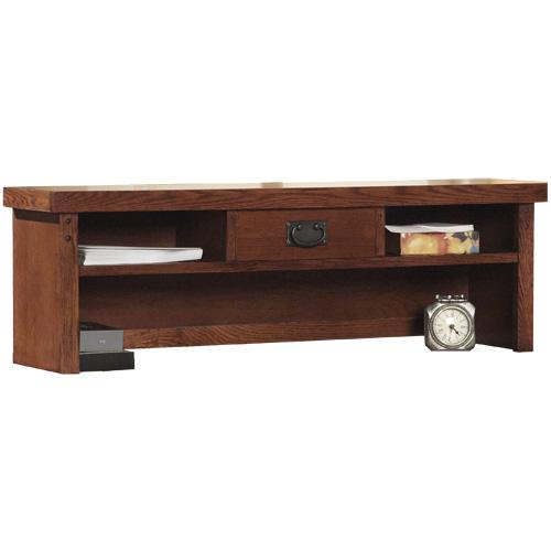 kathy ireland Home by Martin Mission Pasadena Hutch for Credenza - Item Number: MP382