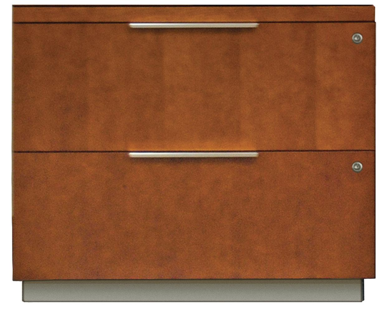 kathy ireland Home by Martin Monterey Two Drawer Lateral File - Item Number: MT450