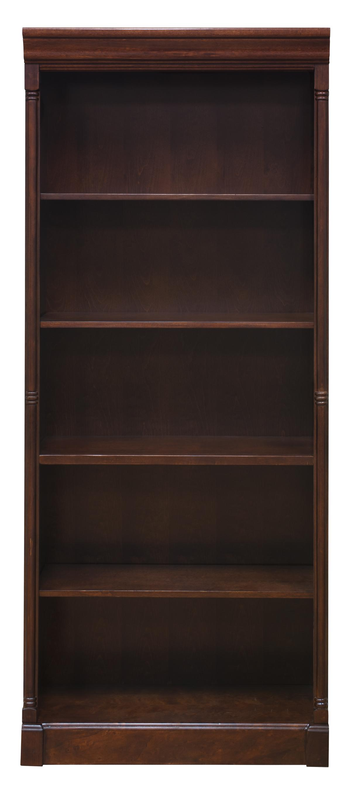 kathy ireland Home by Martin Mount View Open Bookcase - Item Number: IMMV3072