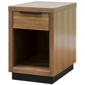 Martin Home Furnishings Stratus-Walnut End Table