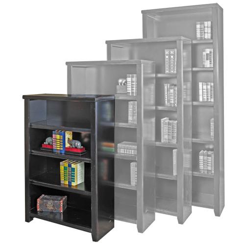 "kathy ireland Home by Martin Tribeca Loft 48"" Bookcase - Item Number: TL3248"