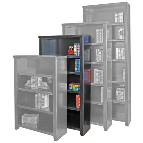 "kathy ireland Home by Martin Tribeca Loft 60"" Bookcase - Item Number: TL3260"