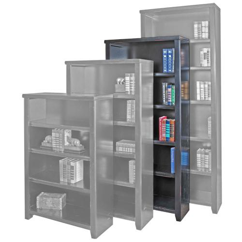 "kathy ireland Home by Martin Tribeca Loft 70"" Bookcase - Item Number: TL3270"