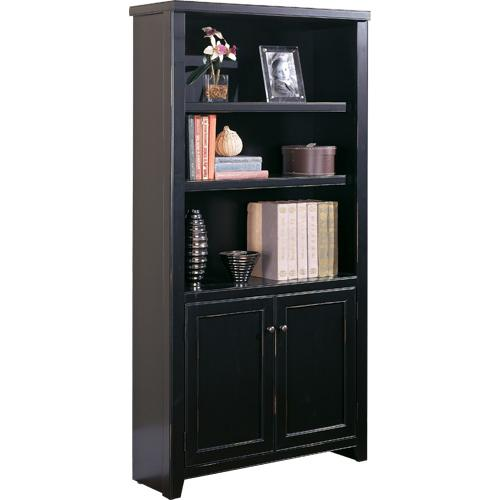 kathy ireland Home by Martin Tribeca Loft Lower Door Bookcase - Item Number: TL3670D