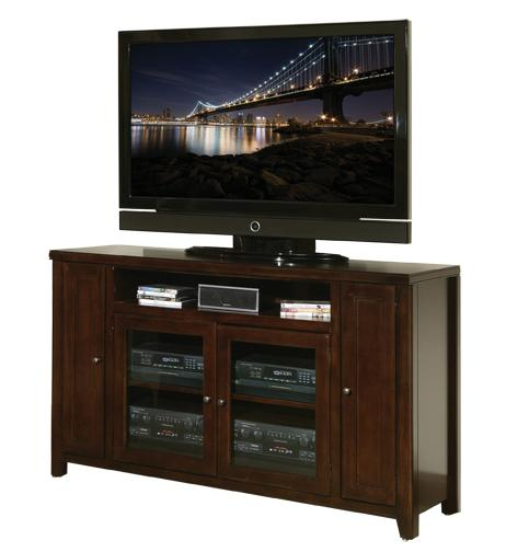 """kathy ireland Home by Martin Tribeca Loft 36"""" Tall TV Console - Item Number: TLC366"""