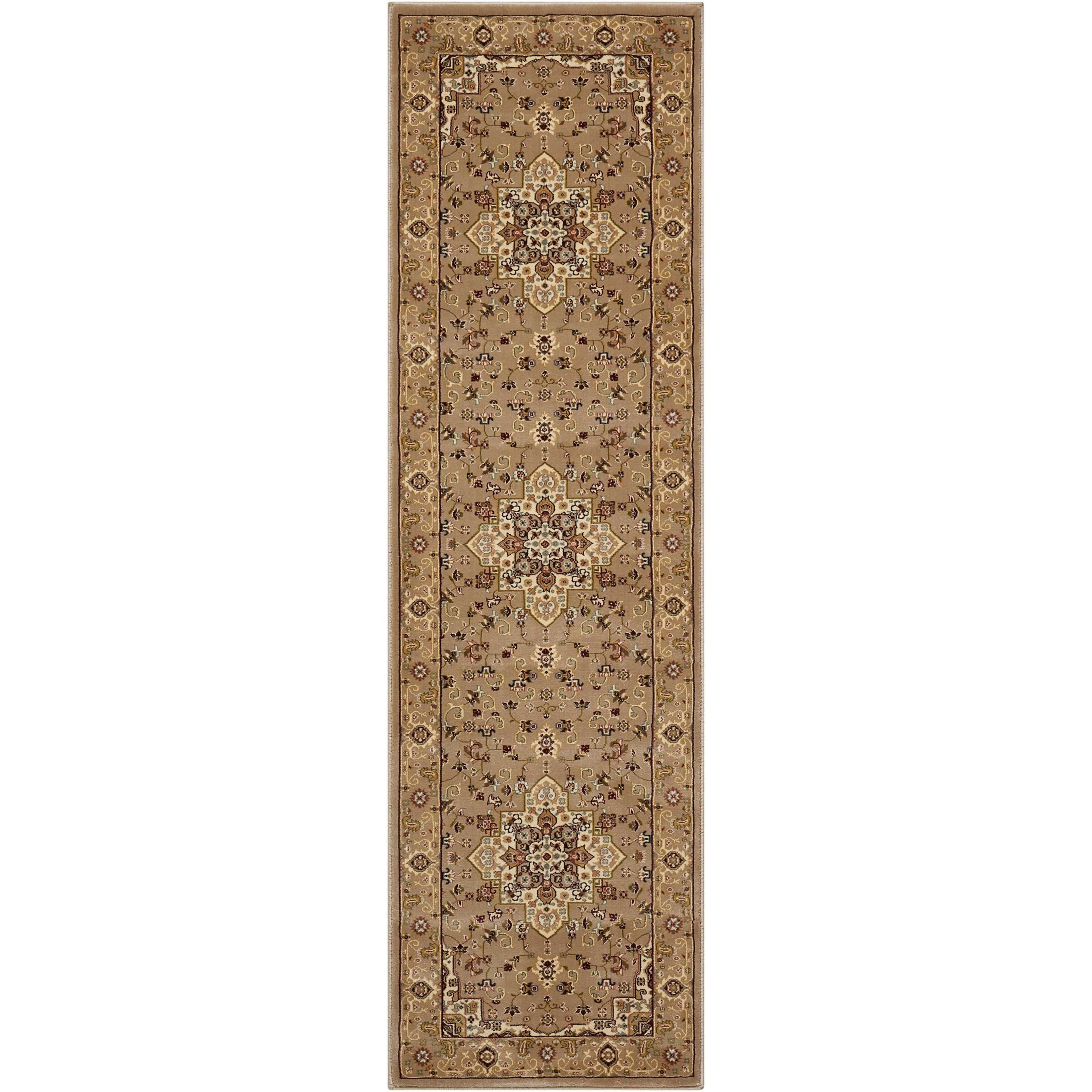 """Antiquities 2'2"""" x 7'6"""" Rug by kathy ireland Home by Nourison at Home Collections Furniture"""