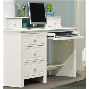 Vaughan Furniture Cottage Grove Desk with Hutch