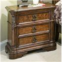 Vaughan Furniture Romantic Dreams Nightstand - Item Number: 577-08
