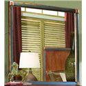 Vaughan Furniture Rustic Lodge Mirror  - Item Number: 652-02M