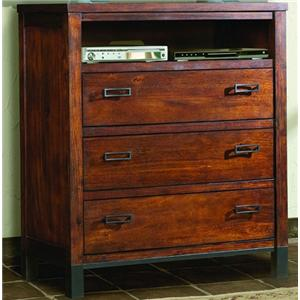 Vaughan Furniture Rustic Lodge Media Chest