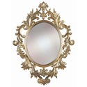 Kenroy Home Accents Louis Wall Mirror - Item Number: 60010