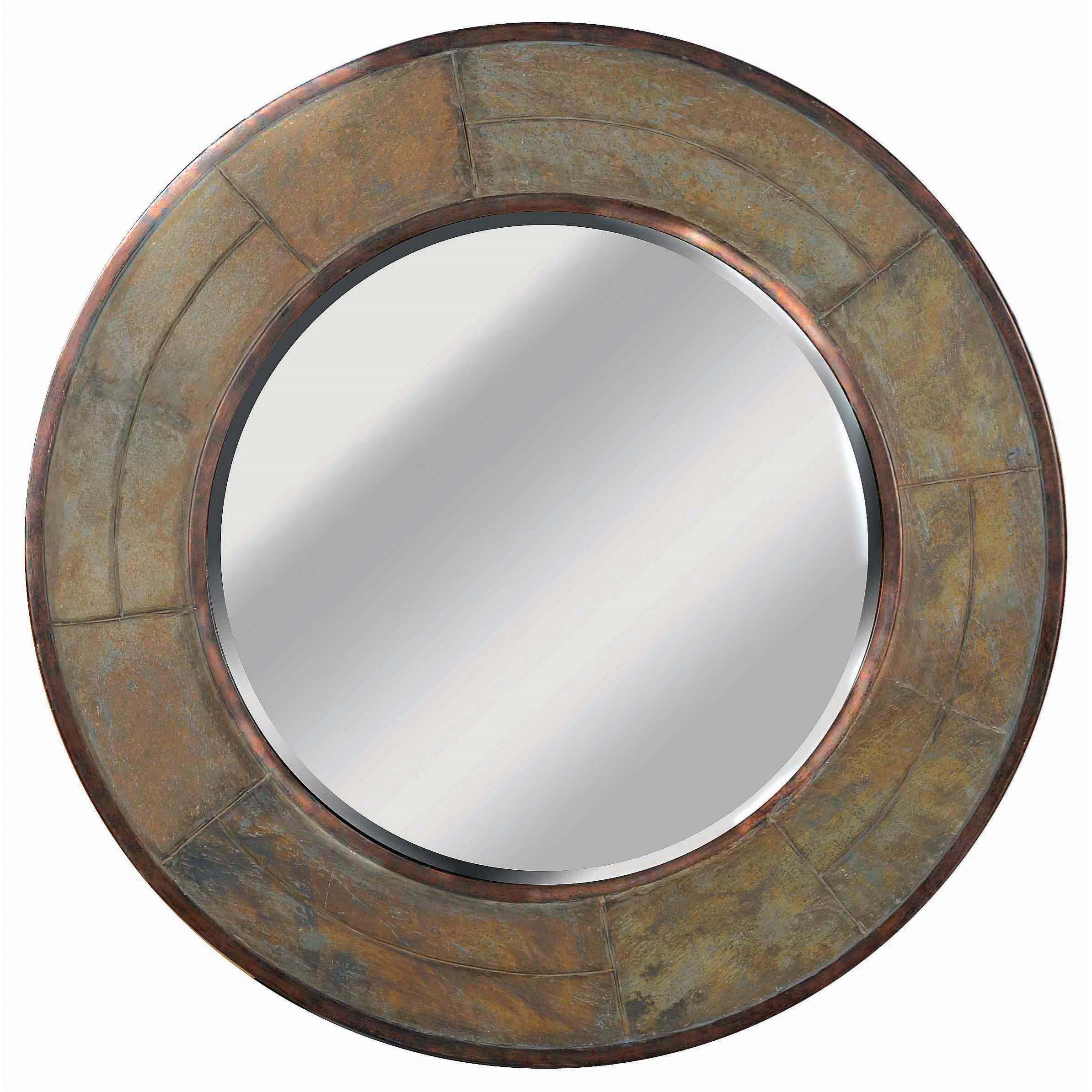 Accents Keene Wall Mirror by Kenroy Home at Simply Home by Lindy's