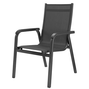 Basic Plus Outdoor Stackable Arm Chair by Kettler