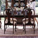 Kincaid Furniture Carriage House Queen Anne Side Chair - 60061