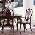 Kincaid Furniture Carriage House Queen Anne Arm Chair - 60062