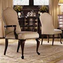Kincaid Furniture Carriage House Upholstered Queen Anne Arm Chair - 60066