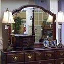 Kincaid Furniture Carriage House Landscape Mirror