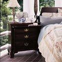 Kincaid Furniture Carriage House Three Drawer Bedside Chest - 60142