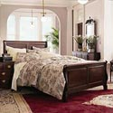 Kincaid Furniture Carriage House Queen Sleigh Bed - 60150 - Bed Shown May Not Represent Size Indicated