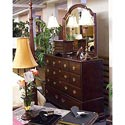 Kincaid Furniture Carriage House Bureau & Landscape Mirror - Item Number: 60161+114