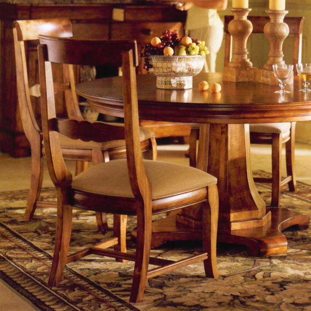 Kincaid Furniture Tuscano Tuscano Side Chair Johnny Janosik Dining Side Chairs