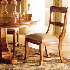 Morris Home Furnishings Tuscano Side Chair