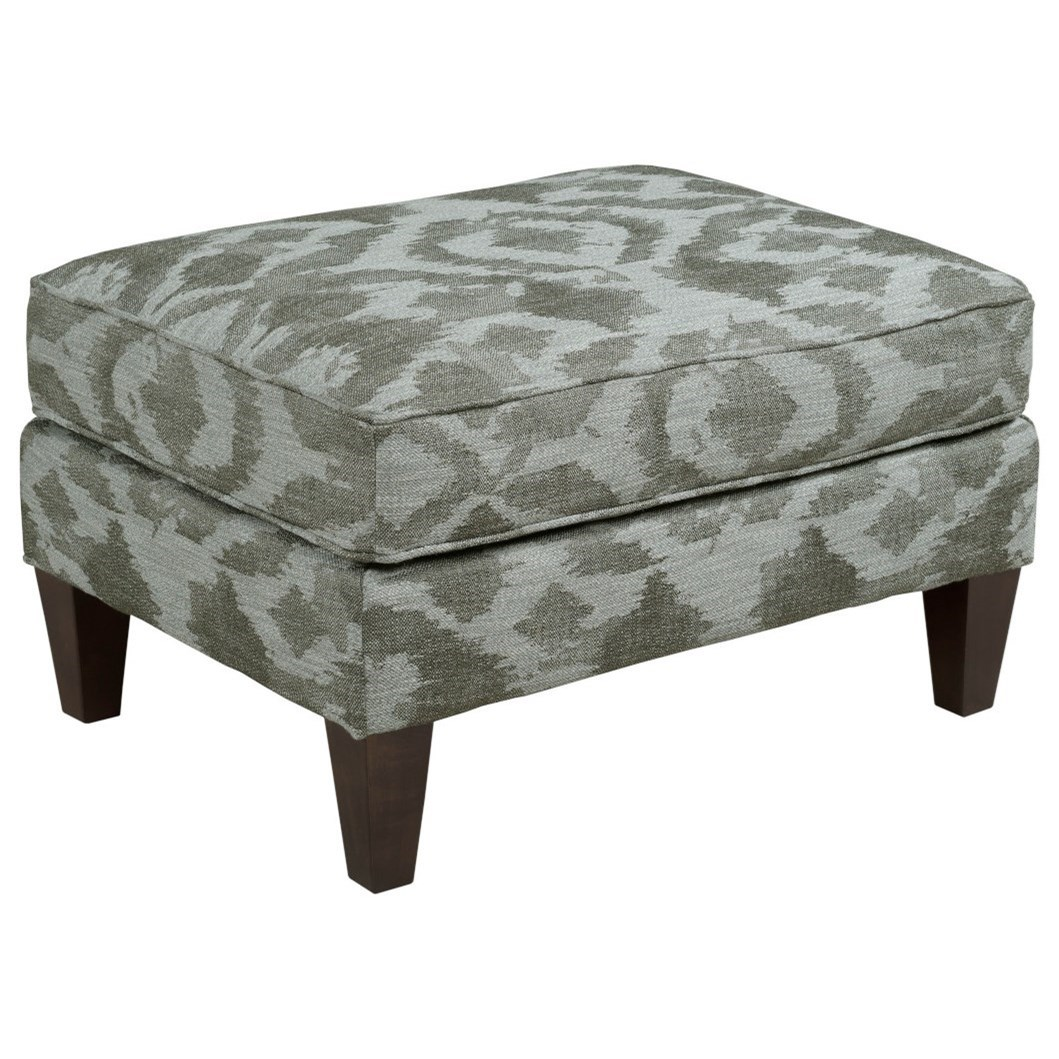 Alta Ottoman by Kincaid Furniture at Stuckey Furniture