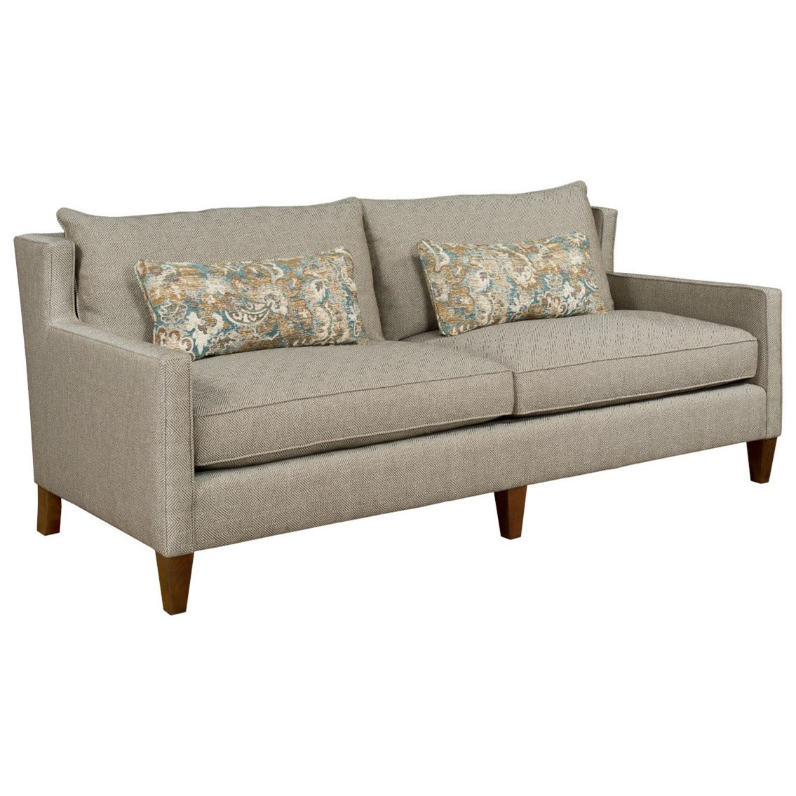 Alta Sofa by Kincaid Furniture at Hudson's Furniture