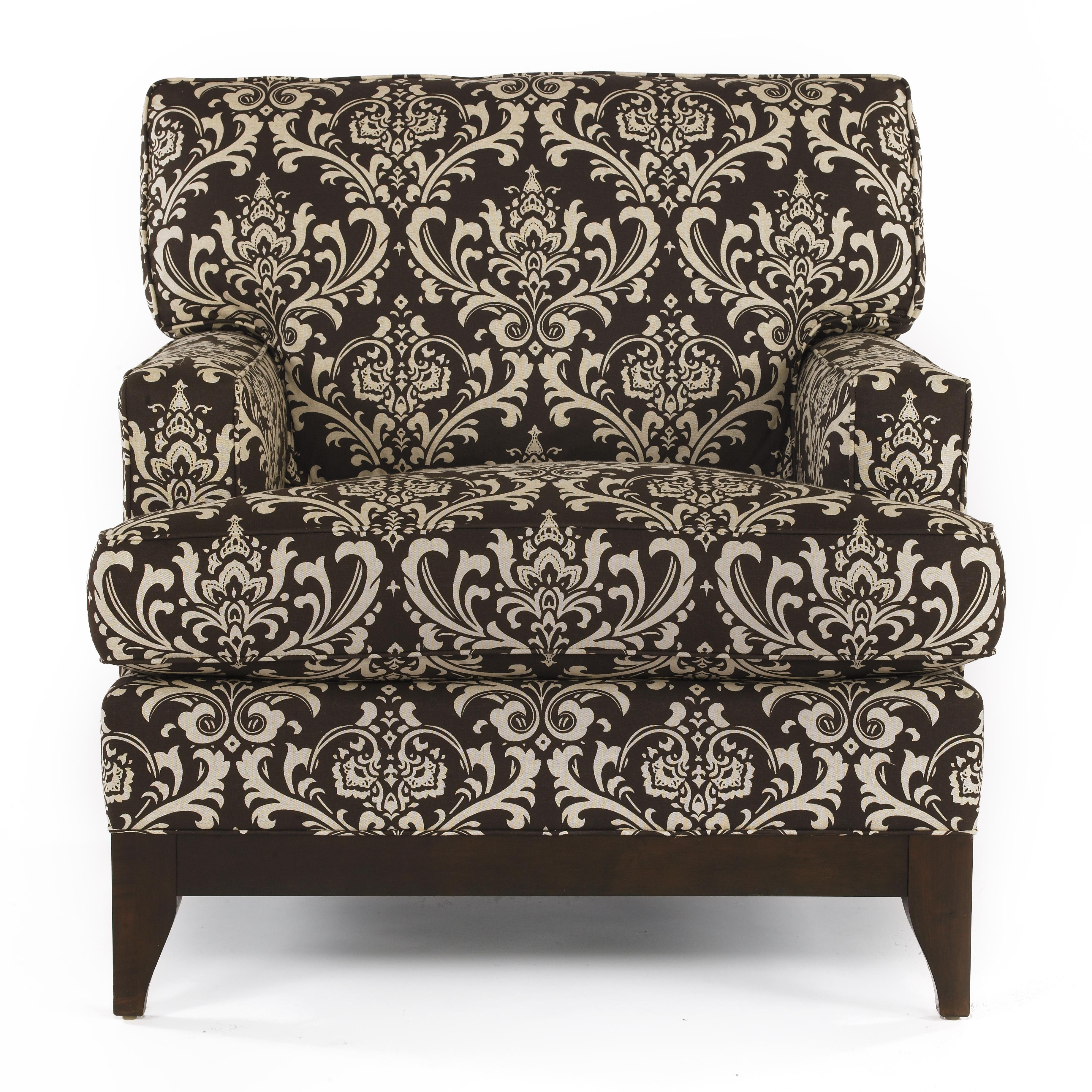Alston Upholstered Chair by Kincaid Furniture at Johnny Janosik