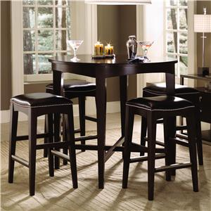 Kincaid Furniture Alston 5 Piece Table and Chair Set