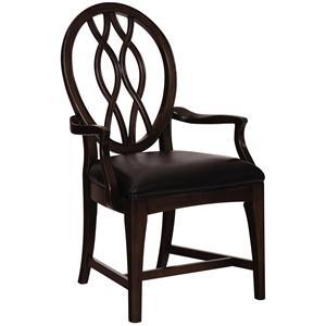 Kincaid Furniture Alston Arm Chair Leather