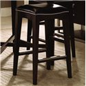 Kincaid Furniture Alston Bistro Stool - 92-069 - Shown with Bistro Dining Table