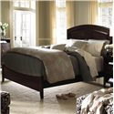 Kincaid Furniture Alston King Panel Bed with Low Profile Footboard - 92-131P - Bed Shown May Not Represent Size Indicated