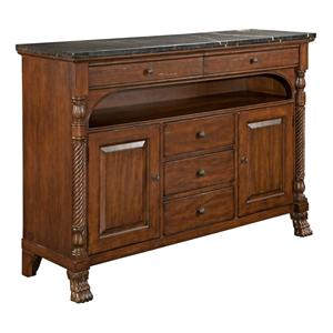 Kincaid Furniture Artisans Shoppe Accents Linden Credenza