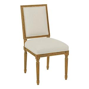 Kincaid Furniture Artisans Shoppe Accents French Side Chair