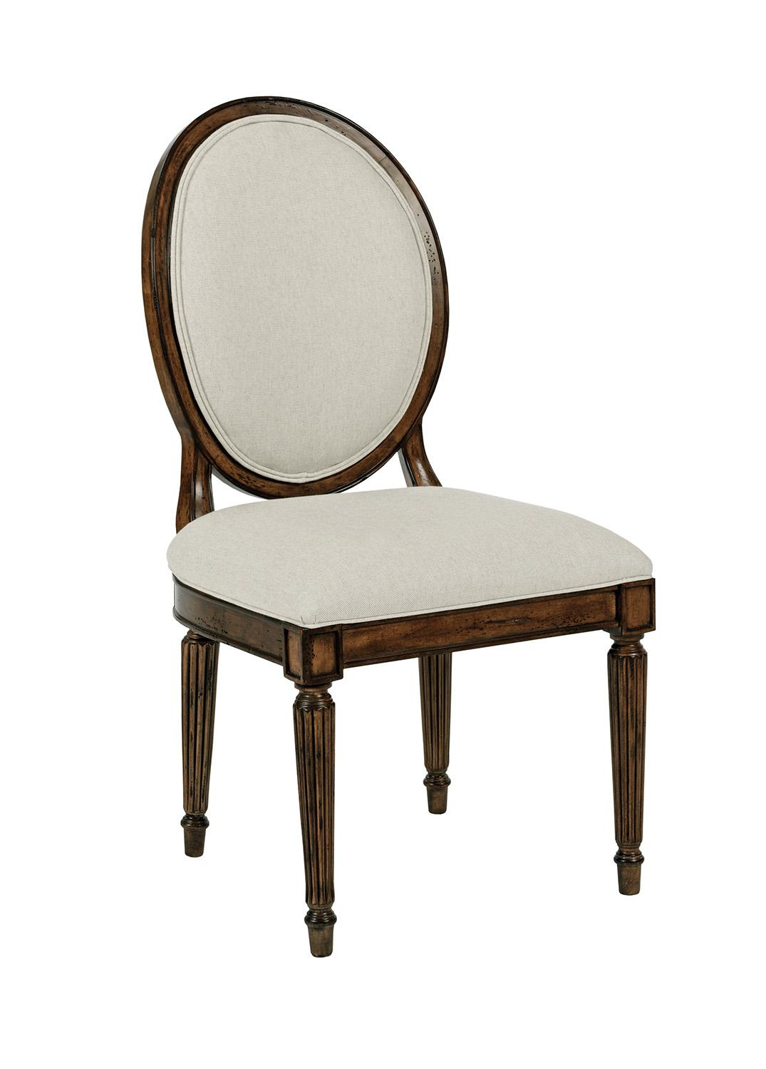 Morris Home Furnishings Middleburg Middleburg Side Chair - Item Number: 90-2496RZ