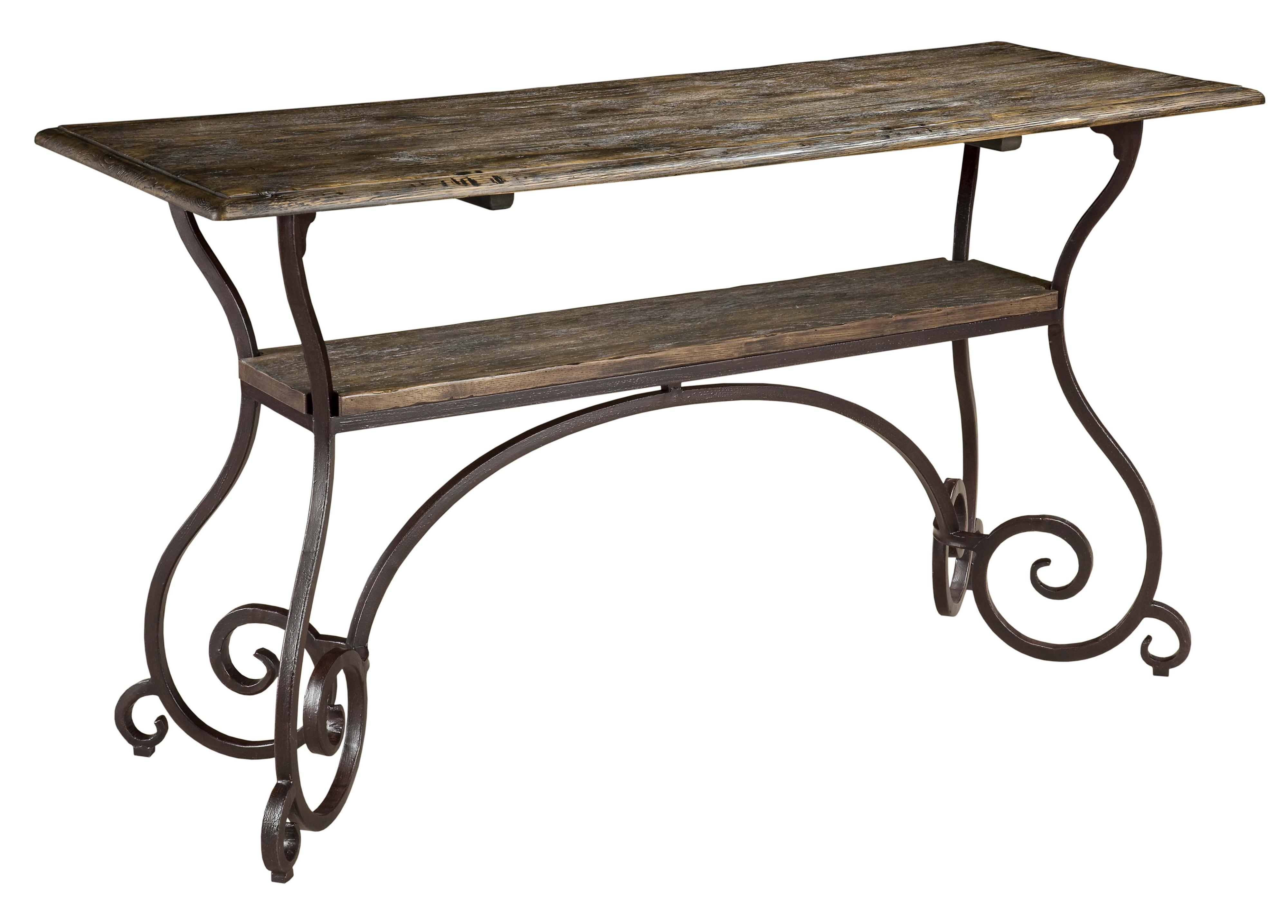 Kincaid Furniture Artisans Shoppe Accents Sofa Table - Item Number: 90-3054