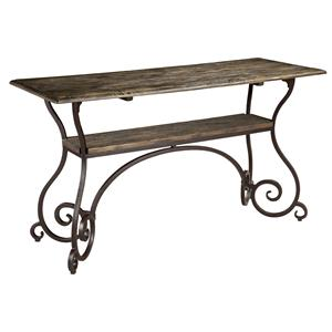 Kincaid Furniture Artisans Shoppe Accents Sofa Table