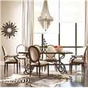 Kincaid Furniture Artisan's Shoppe Dining Traditional Seven Piece 72